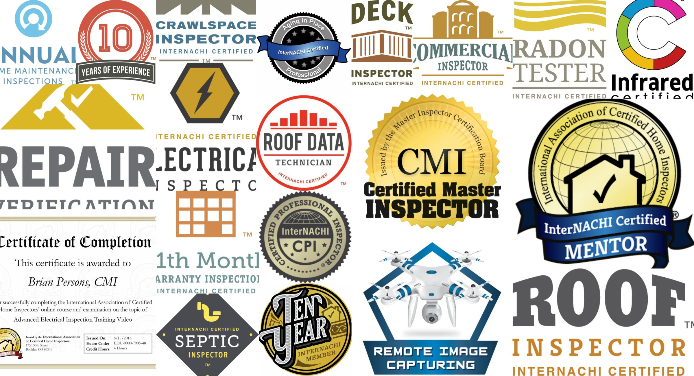 Brian Persons Front Range Home Inspections Ltd.